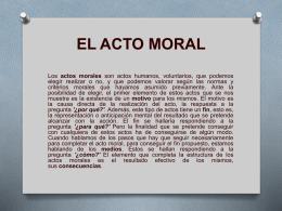 Desarrollo Moral - MigueldeCervantesySaavedra