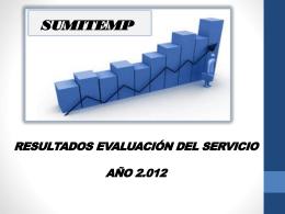 Presentación de PowerPoint - Bienvenido a Sumitemp Ltda