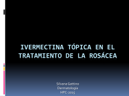 Efficacy and Safety of Ivermectin 1% Cream in Treatment of