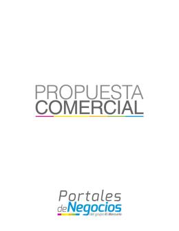 Propuesta Comercial
