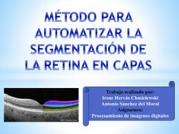 Presentación - OPERA - Universidad de Sevilla