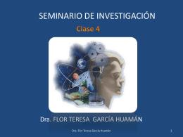 Clase 4 - Flor García Huamán