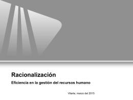 guía de racionalización en las iiee. - UGEL-06