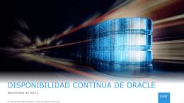 RTO RPO - EMC Corporation