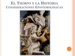 Clase 1, El Tiempo Historico (221538)