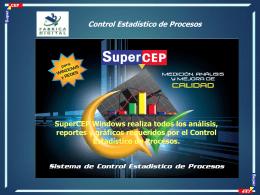 Presentación de PowerPoint - Control Estadístico de Procesos