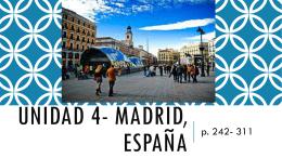 EN Madrid…