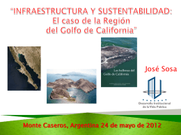 JOSE SOSA en Monte Caseros.ppt