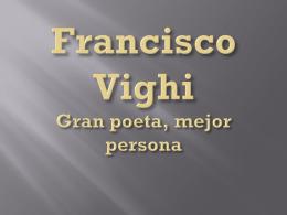 Obras Francisco Vighi (: - Concurso Día de Castilla y León en clase