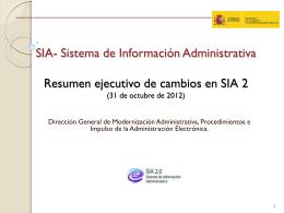 Servicio - Portal administración electrónica