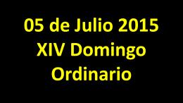 Domingo XIV