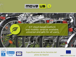 Madrid pilot services specifications_v0.4