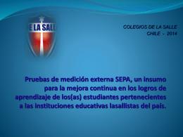 La-Salle - Centro de Medición MIDE UC
