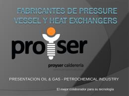 HOUSING - Proyser Calderería