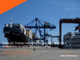 APM Terminals Callao