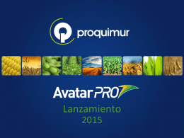 Avatar Pro - Proquimur
