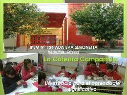 IPEM N° 126 ADA EVA SIMONETTA Monte Maíz