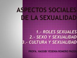 1.- roles sexuales - Portal Académico del CCH