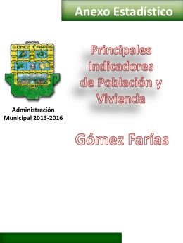 Diapositiva 1 - Gómez Farías