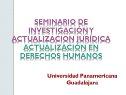 Presentación 2a. parte - Páginas Personales UNAM