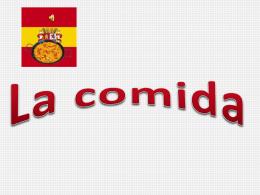 La cocina nacional de España