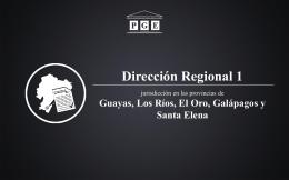 Presentación de PowerPoint - Procuraduría General del Estado