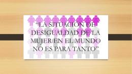 igualdad y género - Colegio Albariza