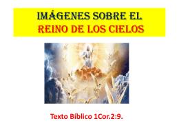 496IMAGENES SOBRE EL REINO DE LOS CIELOS