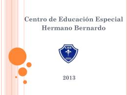 área liderazgo logros - Centro Educacional Hermano Bernardo