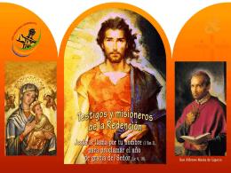 altarvocacional - Misioneros Redentoristas