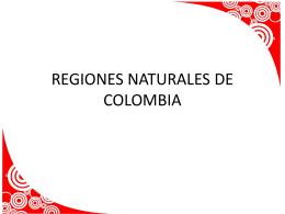 REGIONES NATURALES DE COLOMBIA (558698)