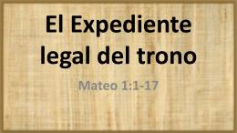 130113 slides apoyo estudio – Mateo1-1-17
