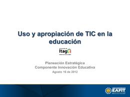 20120816_Planeación Estratégica