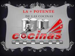 Cocina Formula1 - El vivero Vivesoy