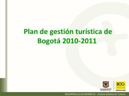 Diapositiva 1 - Bogotá Turismo