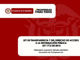 3.Taller de Ley de Transparencia