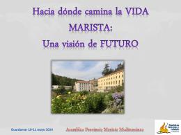 Presentación Asamblea Provincial 10-05