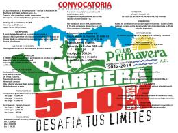Presentación de PowerPoint - Asociacion de Atletismo de Nuevo León