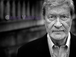 Gianni Vattimo