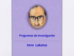 I. Lakatos - SchoolRack