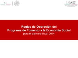 Síntesis RO 2014 Delegación Campeche