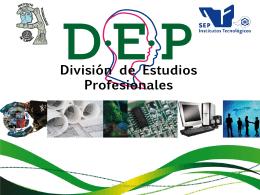 Descarga aquí la presentación ppt - Instituto Tecnológico de Tláhuac