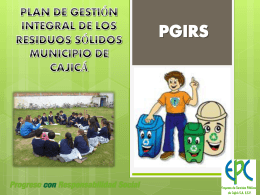 Presentación de PowerPoint - Empresa de Servicios Públicos