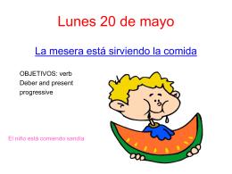 Viernes 17 de mayo