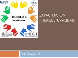 modulo 3 interculturalidad MEIC