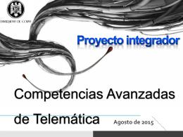Presentación - Solicitud Automatizada del Espacio Web:: Ucol..