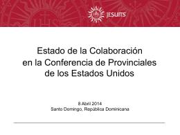 Estado de la Colaboración en la Conferencia de Estados
