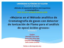 ACTIVIDAD 6. MOEC - Universidad Autónoma de Yucatán