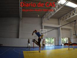 Diario de CAS Alejandro Abello Mercado
