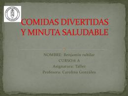 COMIDAS DIVERTIDAS benjamin 6 de noviemb... 430KB Nov 06